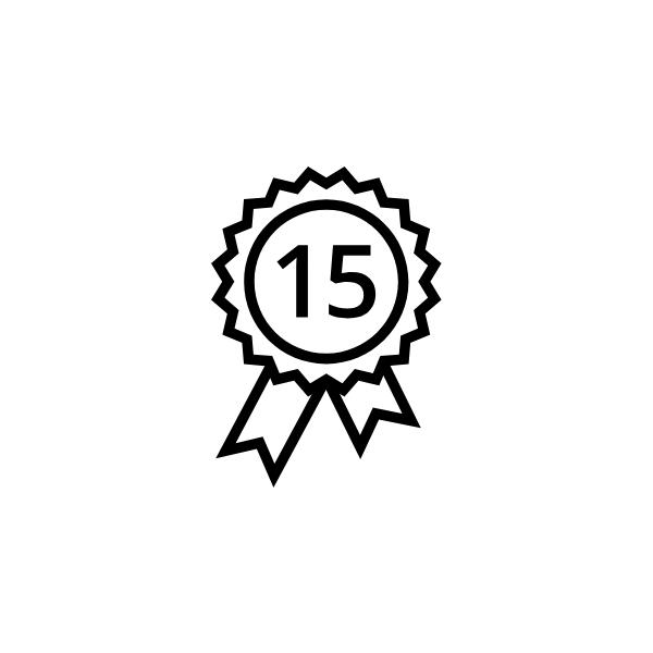 Záruka Sungrow SG110CX na 15 let