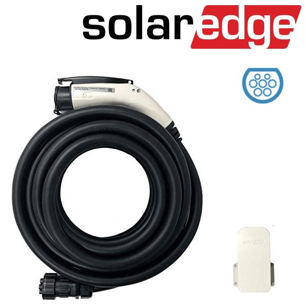 Sada kabelů SolarEdge EV Charger typu II 7,6 m