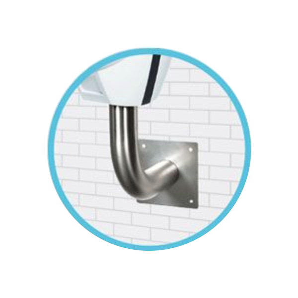 EVBox BusinessLine držák pro instalace na stěnu