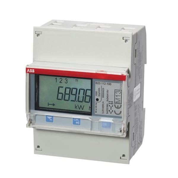 3fázový senzor, RS485 (ABB B23 112-100)