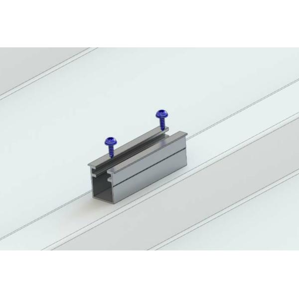 Alumero můstek pro trapézový plech 2.1, délka 100 mm