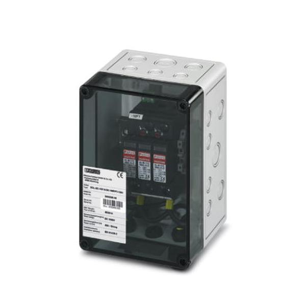 Phoenix Contact přepěťová ochrana DC, typ I+II, 1 MPP, SunClix