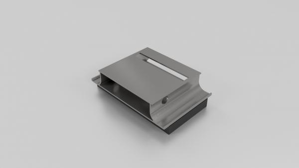 PMT EVO 2.0 kolejnicová spojka, 75 mm, 52215-1374