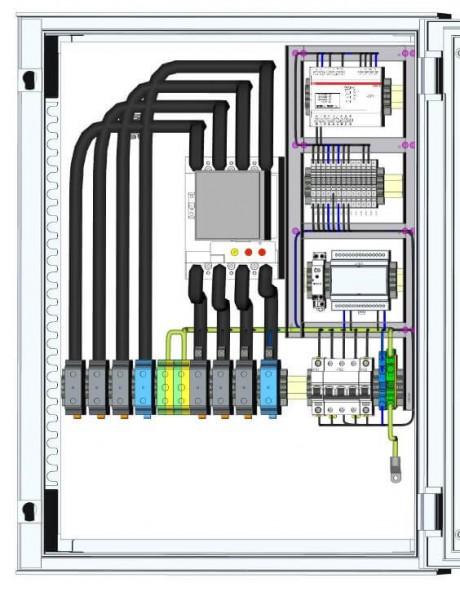 HIS ochrana odpojení HNA-0134-0-B002 / 135 kVA 200A