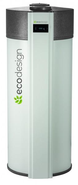 Tepelné čerpadlo na ohřev užitkové vody ecodesign ED 300 WT