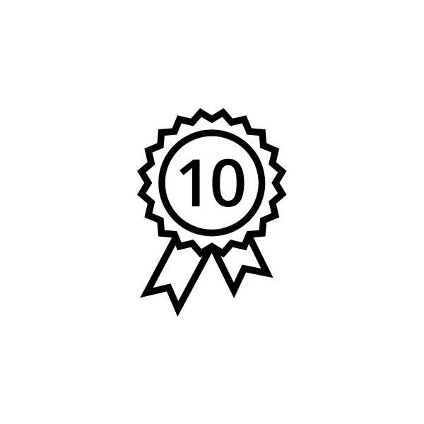Fronius prodloužení záruky Plus 10 let K5