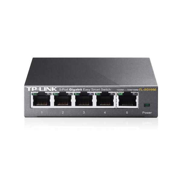 TP-Link TL-SG105E Gigabit pětiportový switch