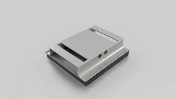 PMT EVO 2.0 kolejnicová spojka, 127 mm, 52215-1434