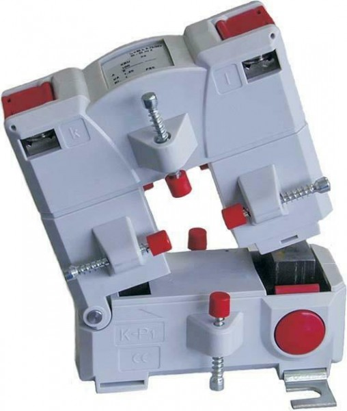 Měřicí transformátor proudu 200/5 A, nekalibrovaný, sklopný