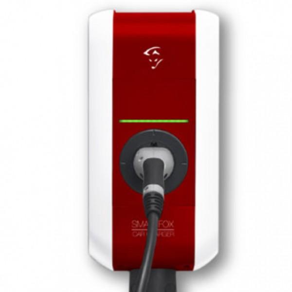 SmartFox sada pro nabíjení elektromobilů 22 kW