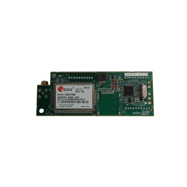 GSM panel SolarEdge pro střídač HD Wave s displejem