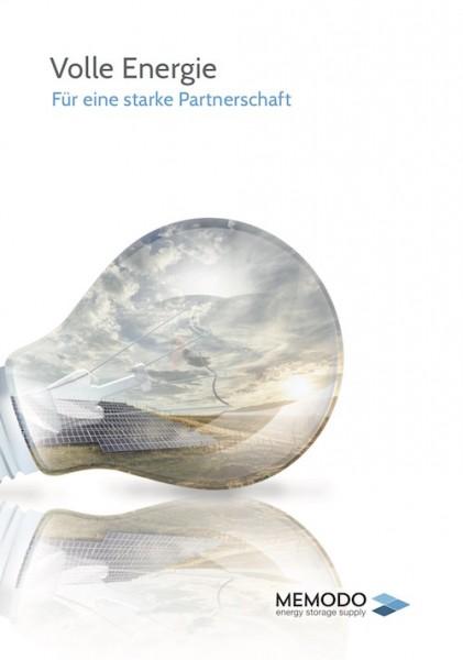 Memodo – vizuální brožura