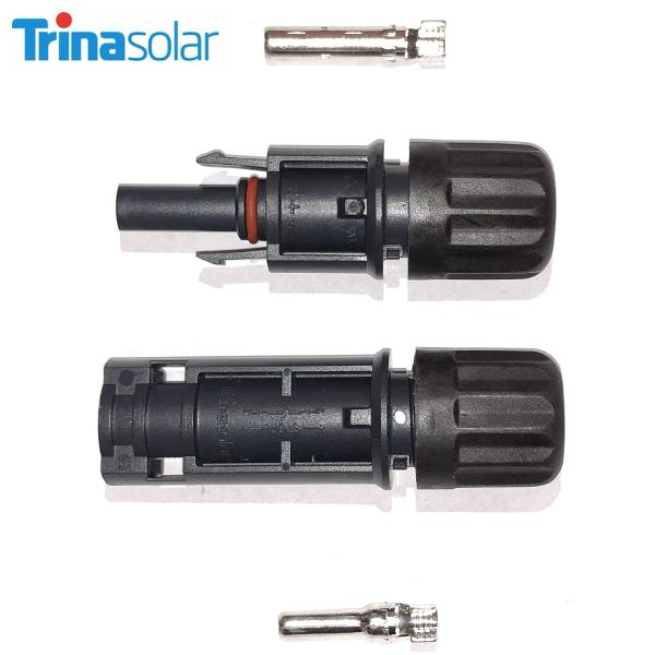 Trina TS4-M2 konektor a zásuvka 4-6mm²