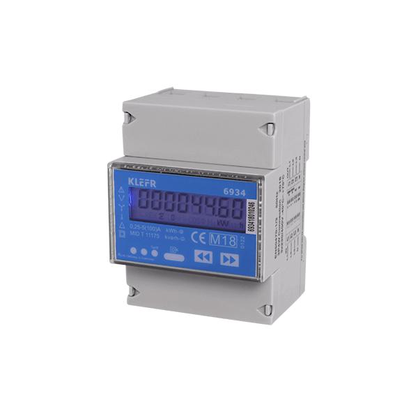 Hardy Barth MID měřič, třífázový měřič energie s rozhraním RS-485