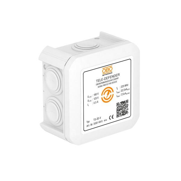 OBO Tele-Defender, pro připojení VDSL