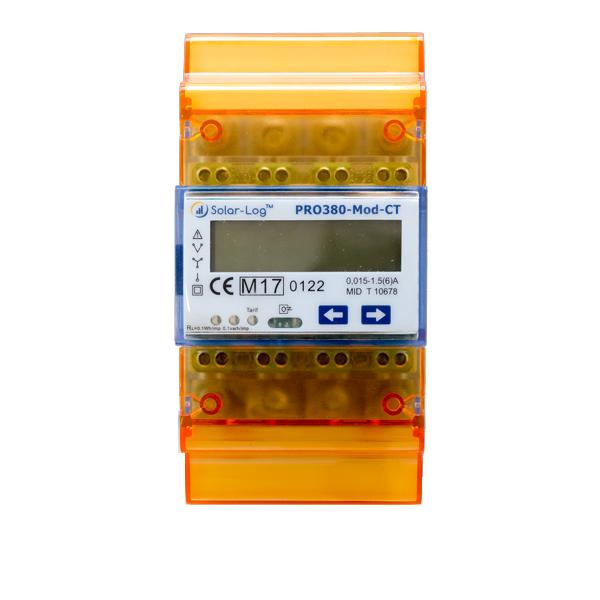 Solar-Log Pro 380 CT pro měření transformátoru