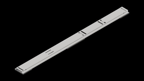 Hlavní podlahový profil PMT EVO 2.0 jih 1467 mm, 52215-1757