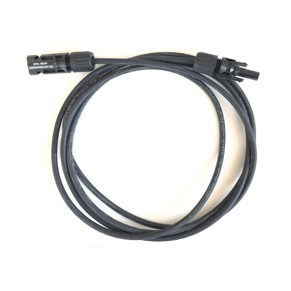 Prodloužení solárního kabelu MC4 2 m