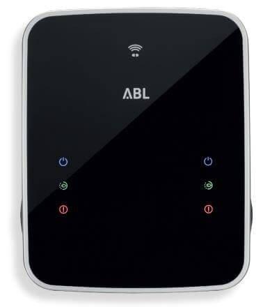 ABL eMH3 TWIN Controller+ 22 kW včetně Dashboard Basis