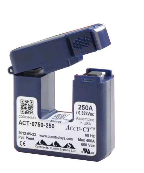 SolarEdge proudový snímač typ 2000A SE-CTB-4X4-2000