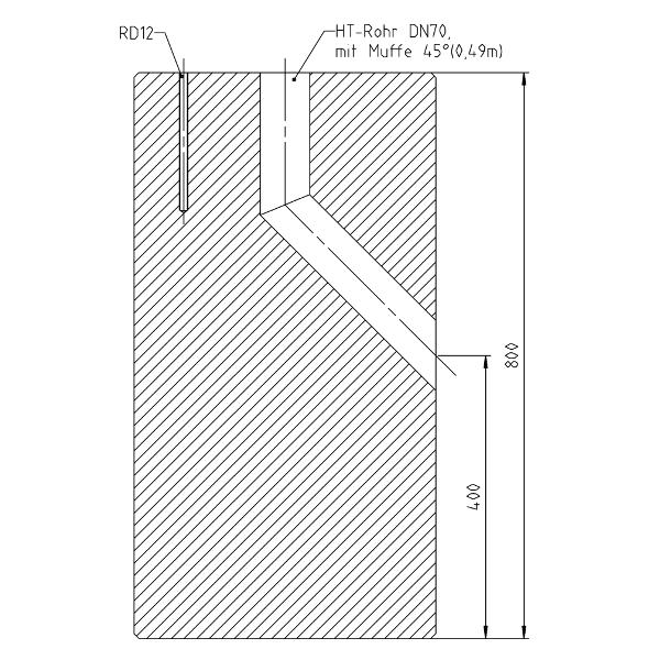 Hardy Barth betonový základ pro cPµ1/ cPH1/cPP1