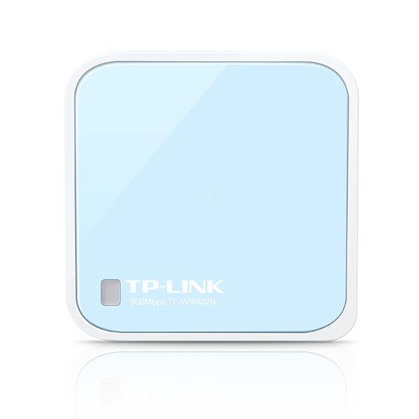 TP-Link WLAN na síťovém nano adaptéru