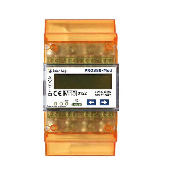 Solar-Log Pro 380 RS485 přímé měření